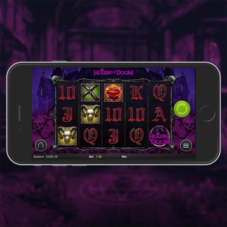 House Of Doom Slot Machine