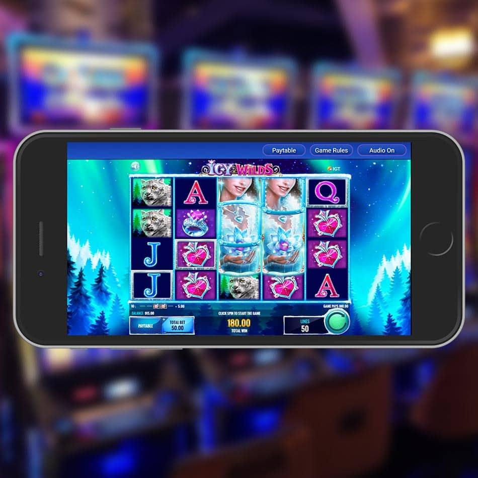 Icy Wilds Slot Machine Free Play