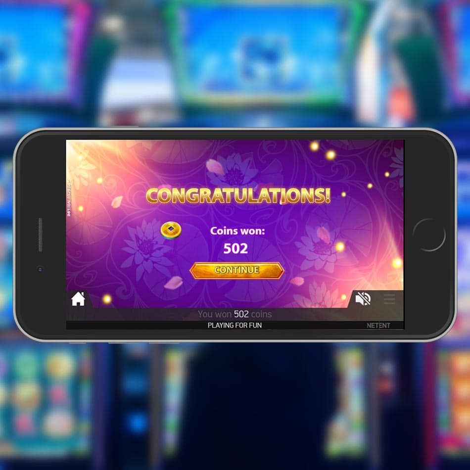 Imperial Riches Slot Machine