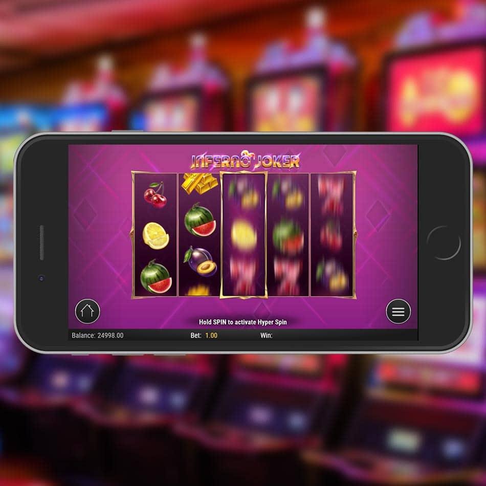 Inferno Joker Slot Machine Free Play