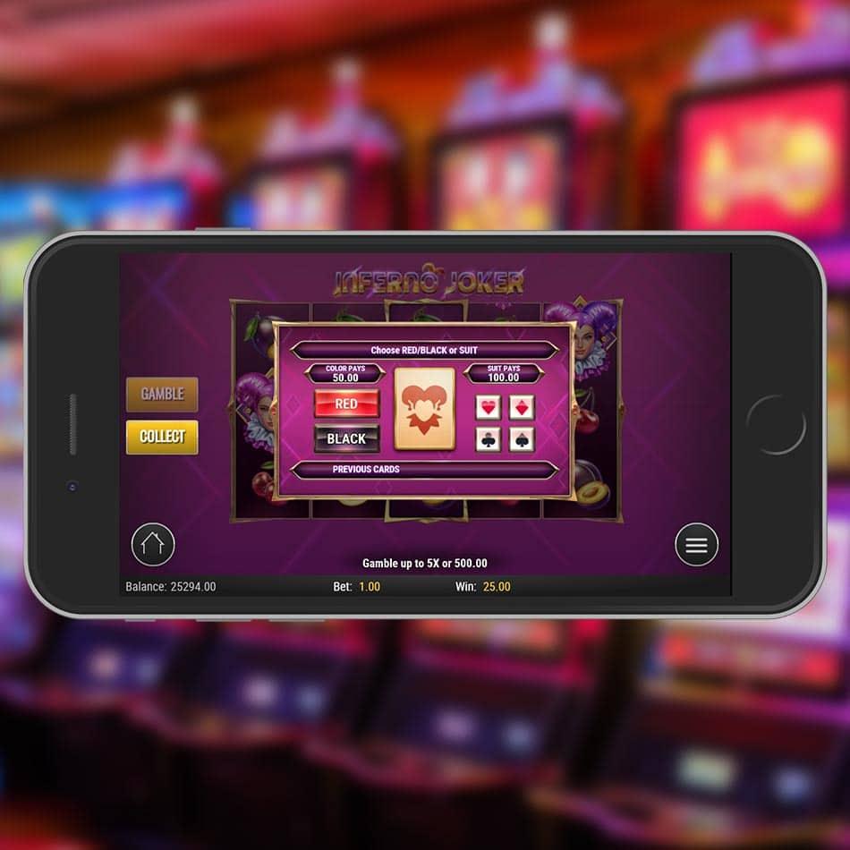 Inferno Joker Slot Machine