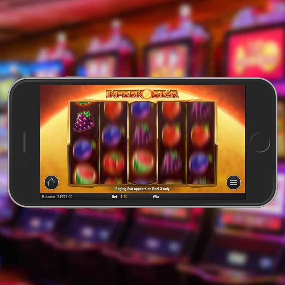 Inferno Star Slot Machine Free Play
