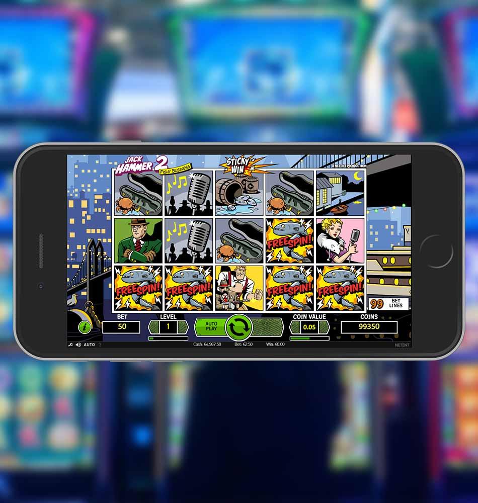Jack Hammer 2 Slot Machine Free Spins