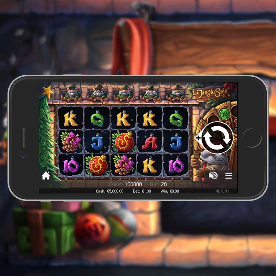Jingle Jingle Slot Machine No Download Required