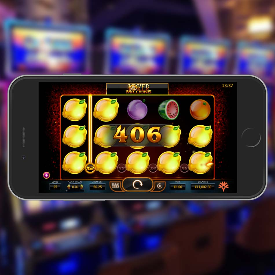 Joker Millions Slot Machine Multiplier Win