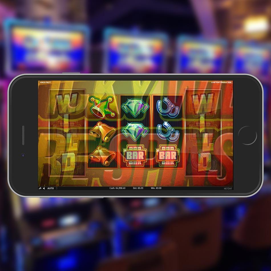 Joker Pro Slot Game Free Spins