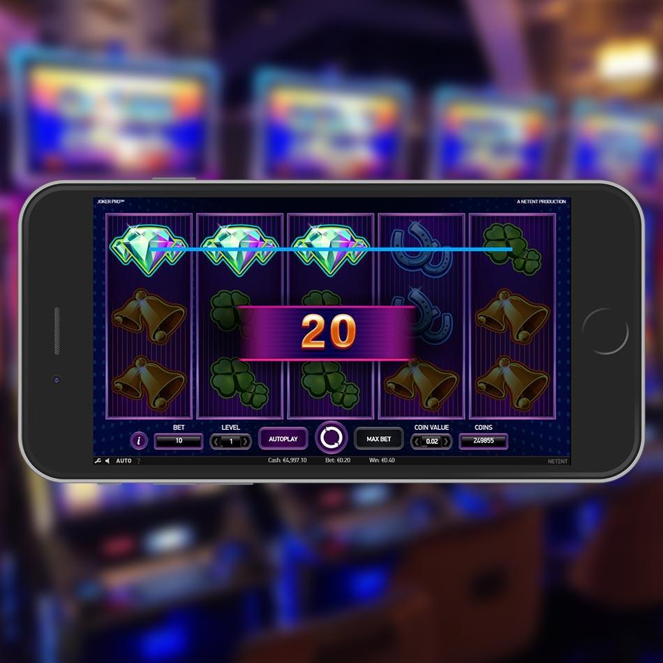 Joker Pro Slot Game Win