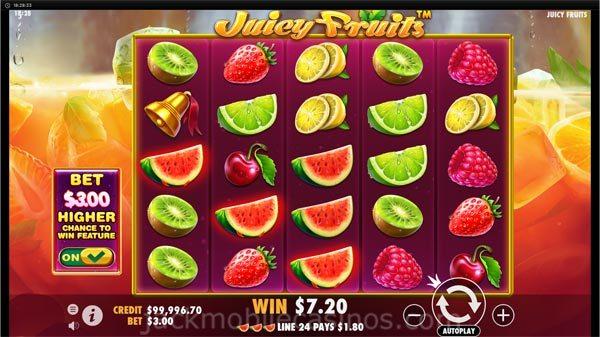 Juicy Fruits slots