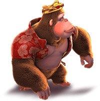 King Kong Cash Slot Machine Main Character