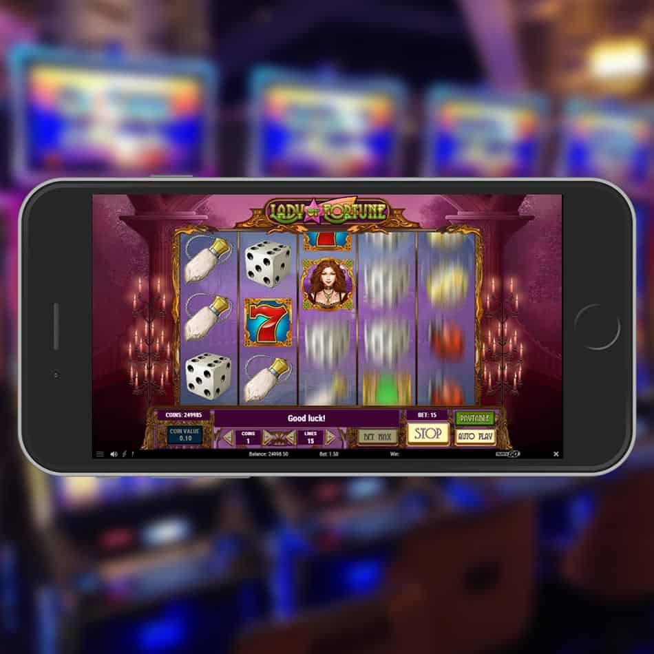 Lady Of Fortune Slot Machine Free Play