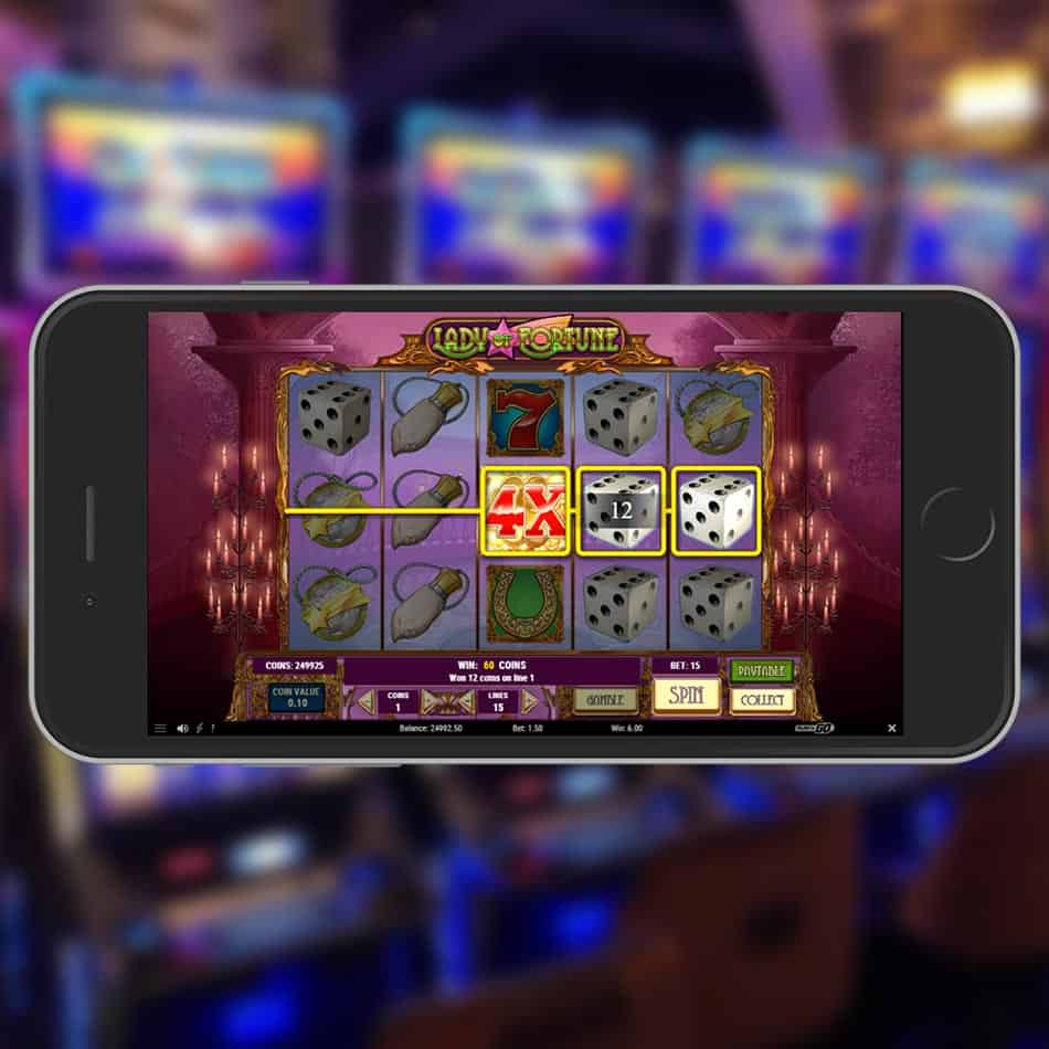 Lady Of Fortune Slot Machine Multiplier
