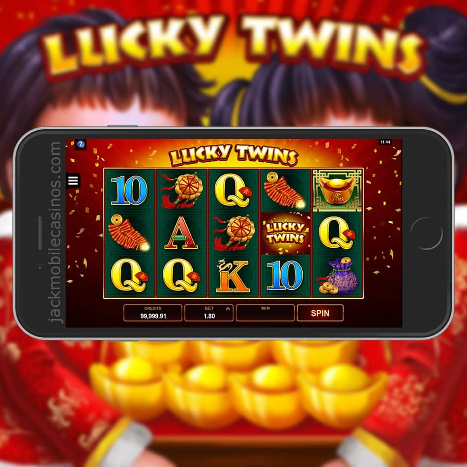 Lucky Twins Slot Free Play Scatters Review 2021