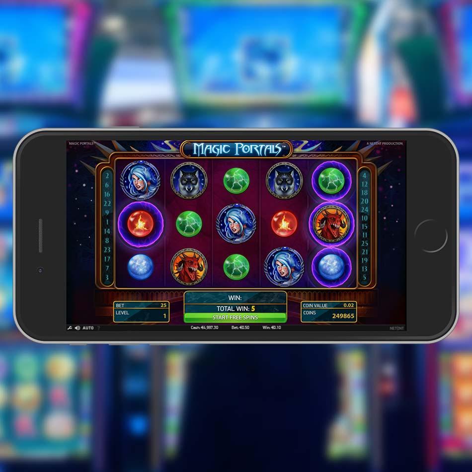 Magic Portals Slot Demo Free Spins