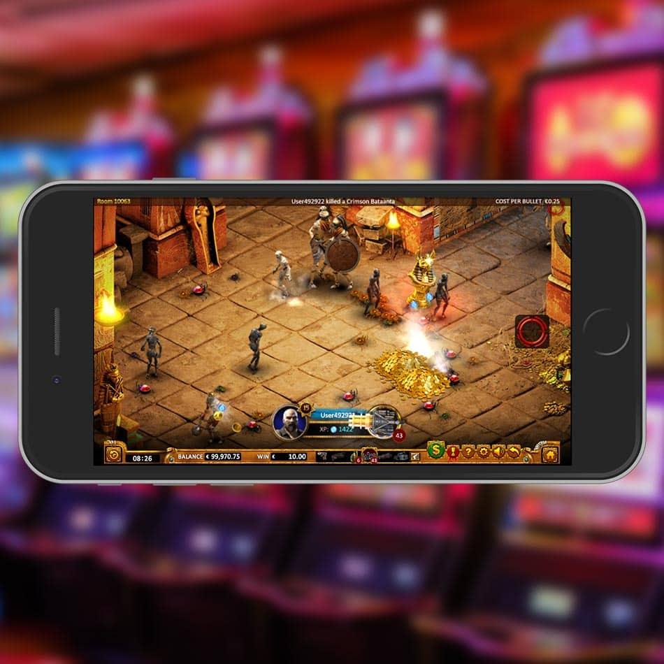 Max Quest: Wrath of Ra Slot Machine Demo