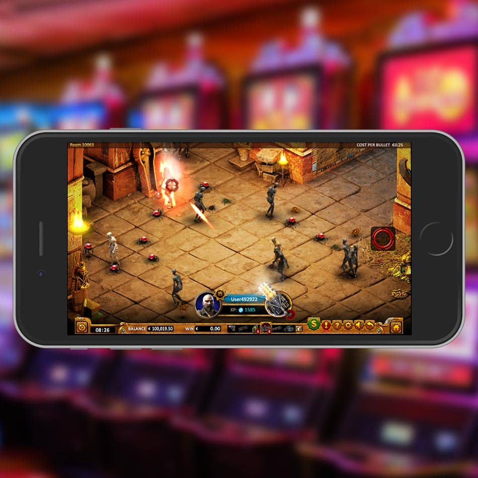 Max Quest: Wrath of Ra Slot Machine Fire Mummy Fight