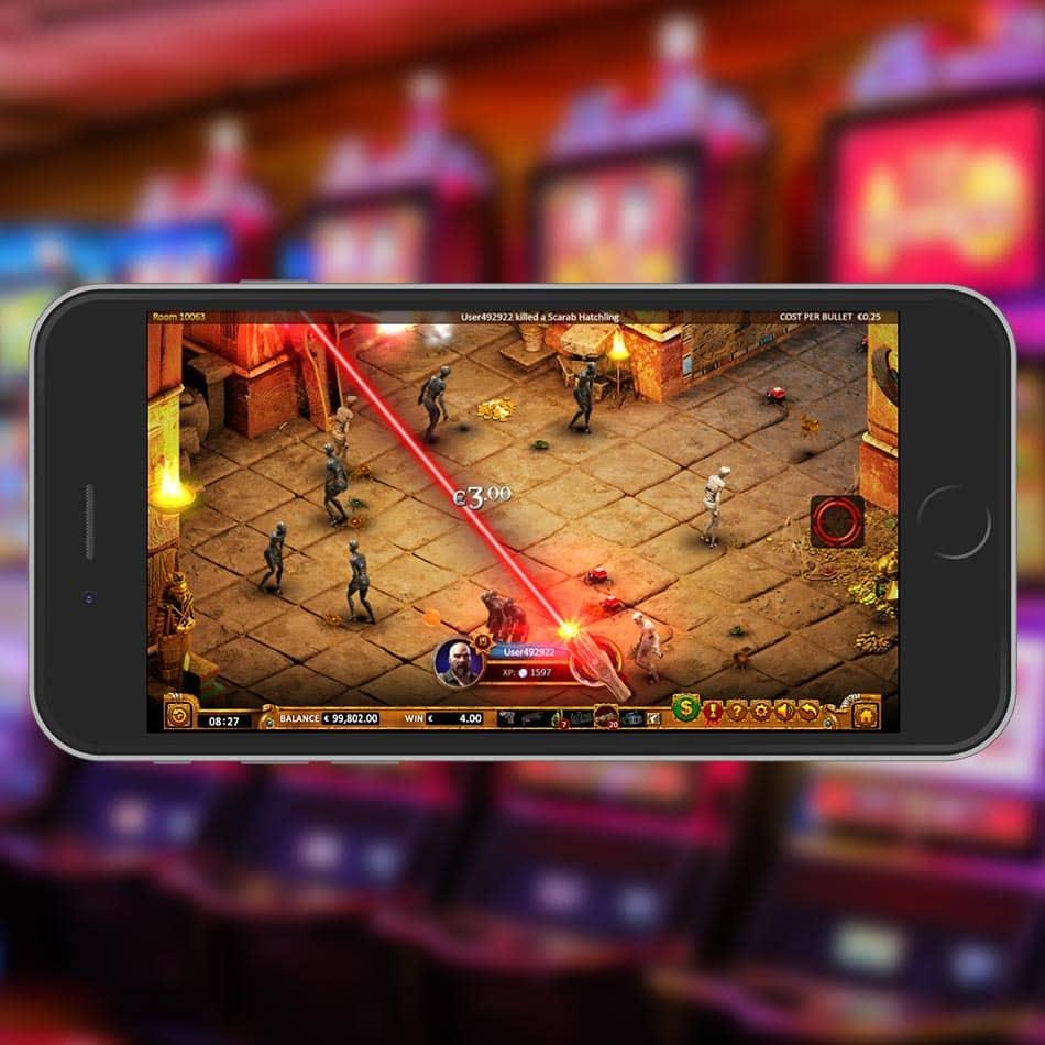 Max Quest: Wrath of Ra Slot Machine Free Play
