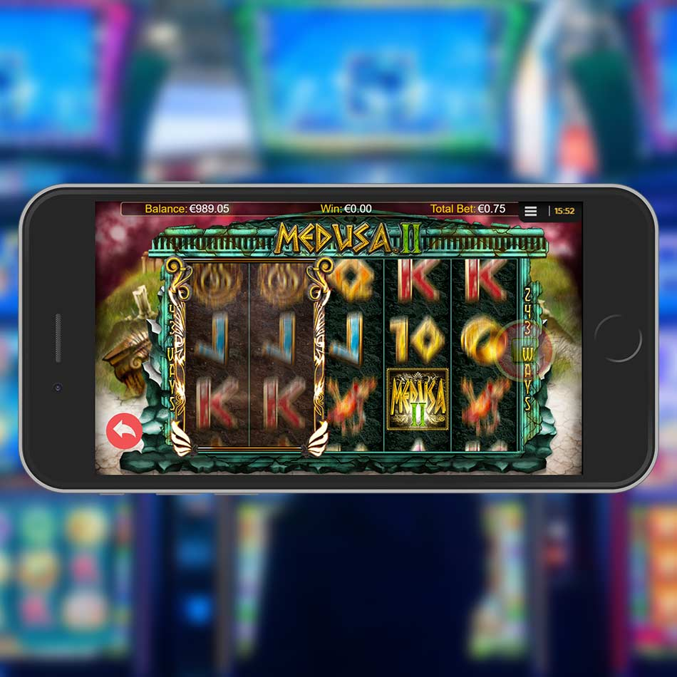 Medusa 2 Slot Game Free Feature