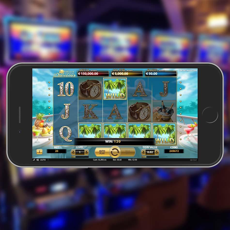 Mega Fortune Dreams Slot Machine Big Win
