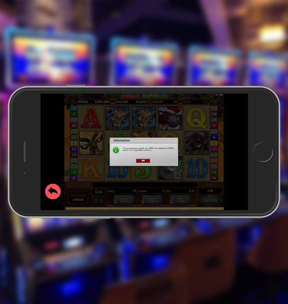 Mega Moolah Slot Machine Only Real Money Play