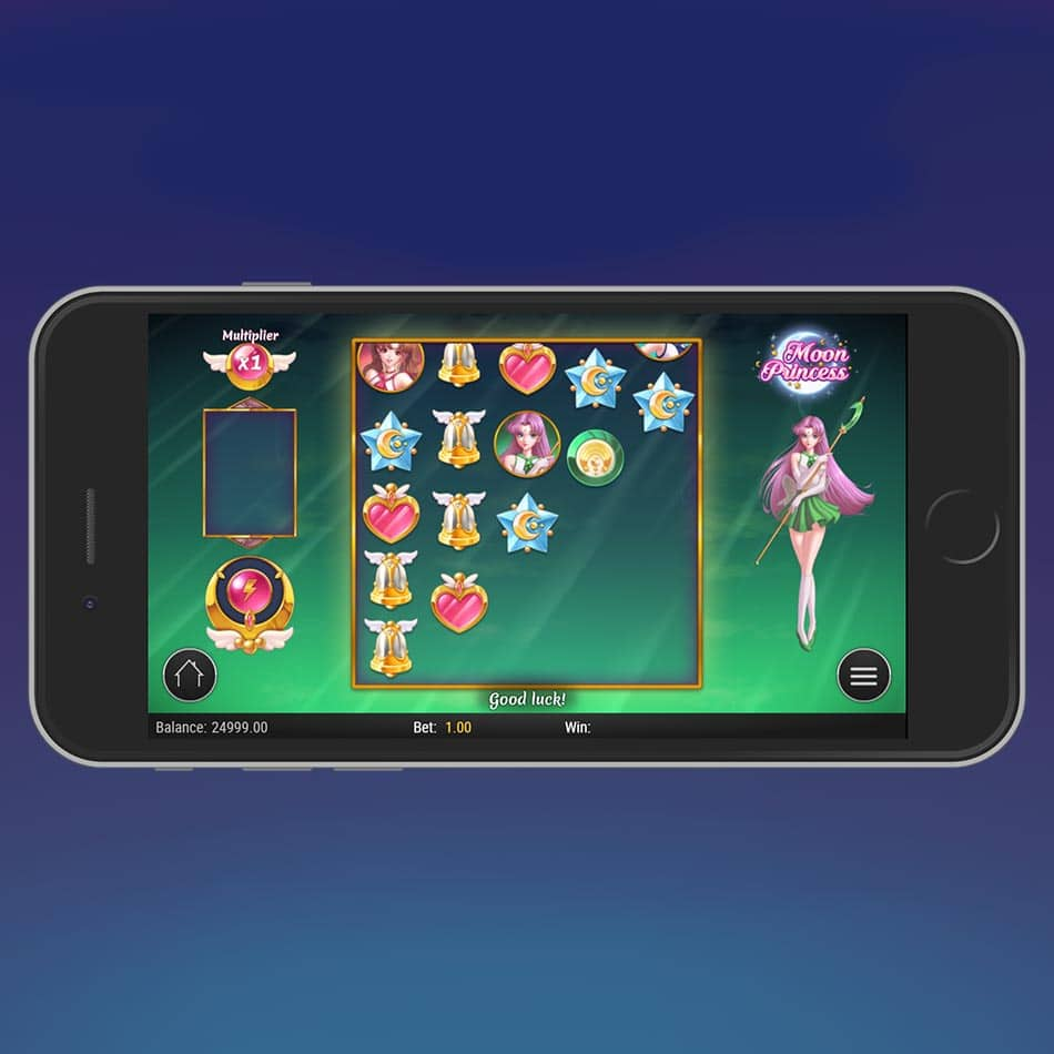 Moon Princess Free Play Slot Machine