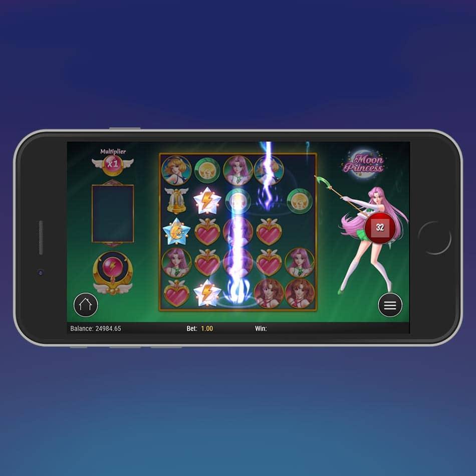 Moon Princess Slot Machine