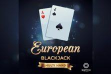 Multihand European Blackjack by Switch Studios