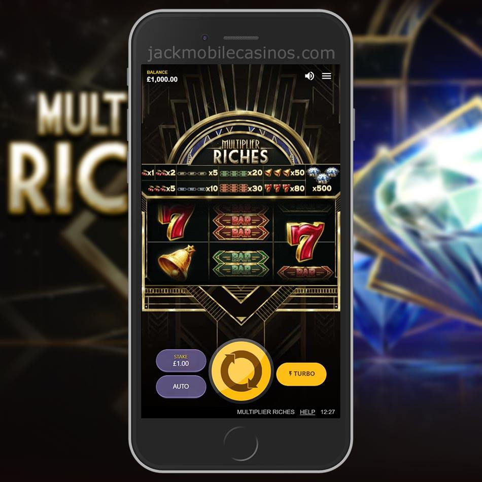 Multiplier Riches Slot Machine