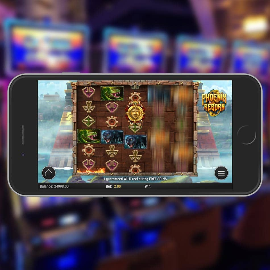 Phoenix Reborn Slot Machine Free Play