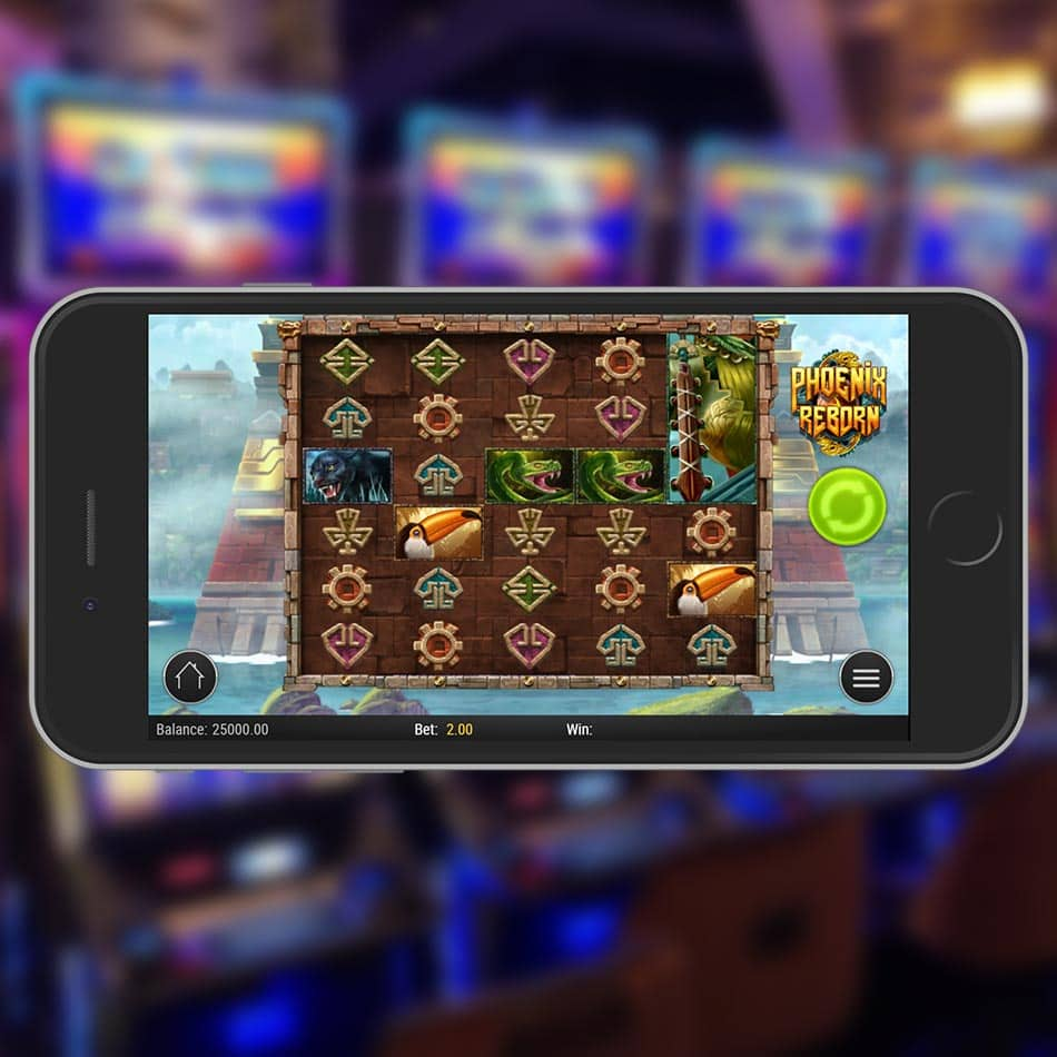 Phoenix Reborn Slot Machine Review