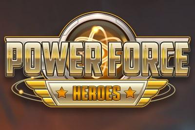 Spiele Power Force Villains - Video Slots Online
