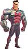 Power Force Heroes Strongman Full Symbol