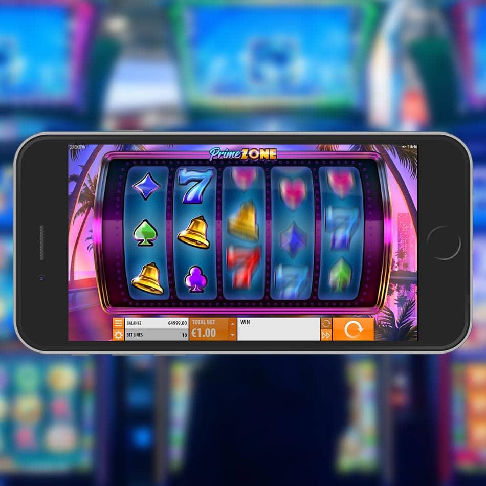 Prime Zone Slot Machine Free Play