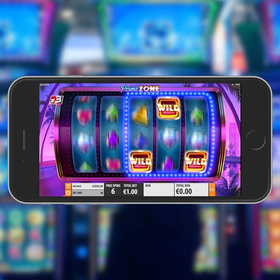 Prime Zone Slot Machine Free Spins Round Multiplier x3