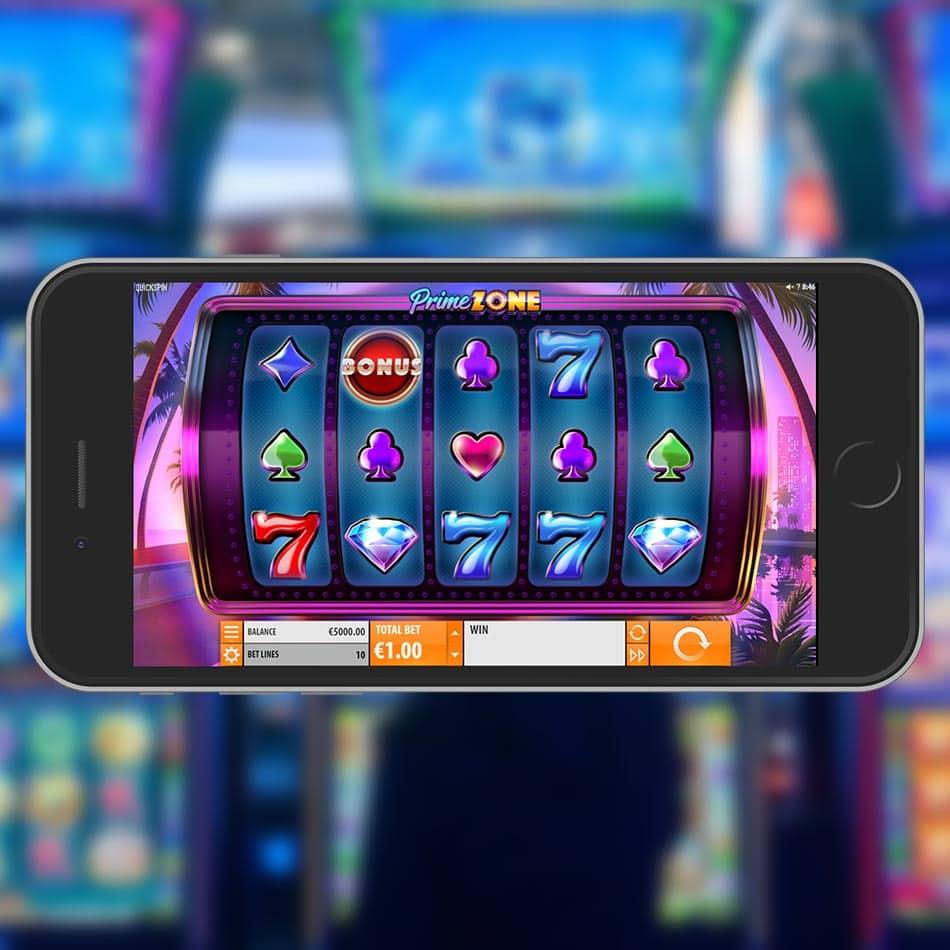 Prime Zone Slot Machine Review