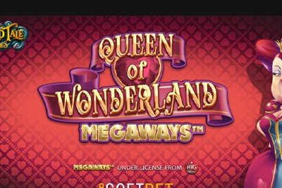 Queen Of Wonderland Megaways Slot Free Play Review 2021