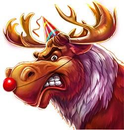 Raging Reindeer Slot Main Character