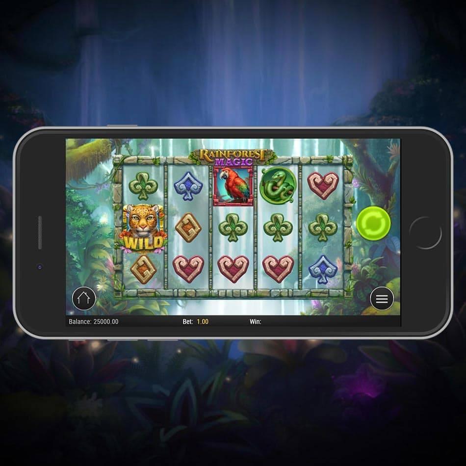 Rain Forest Slot Machine
