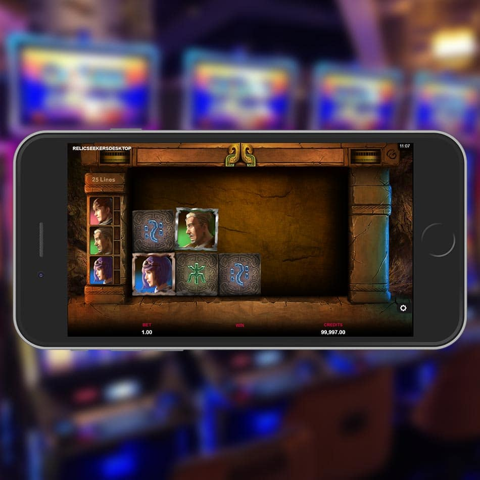 Relic Seekers Slot Machine Free Play