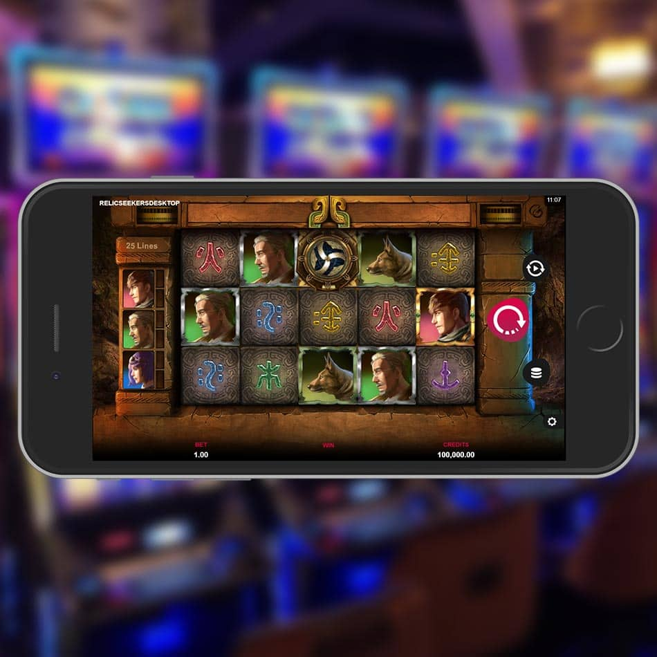 Relic Seekers Slot Machine Review
