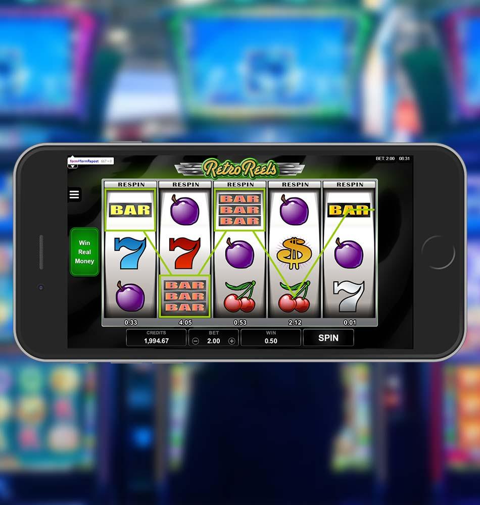 Retro Reels Slot Free Win