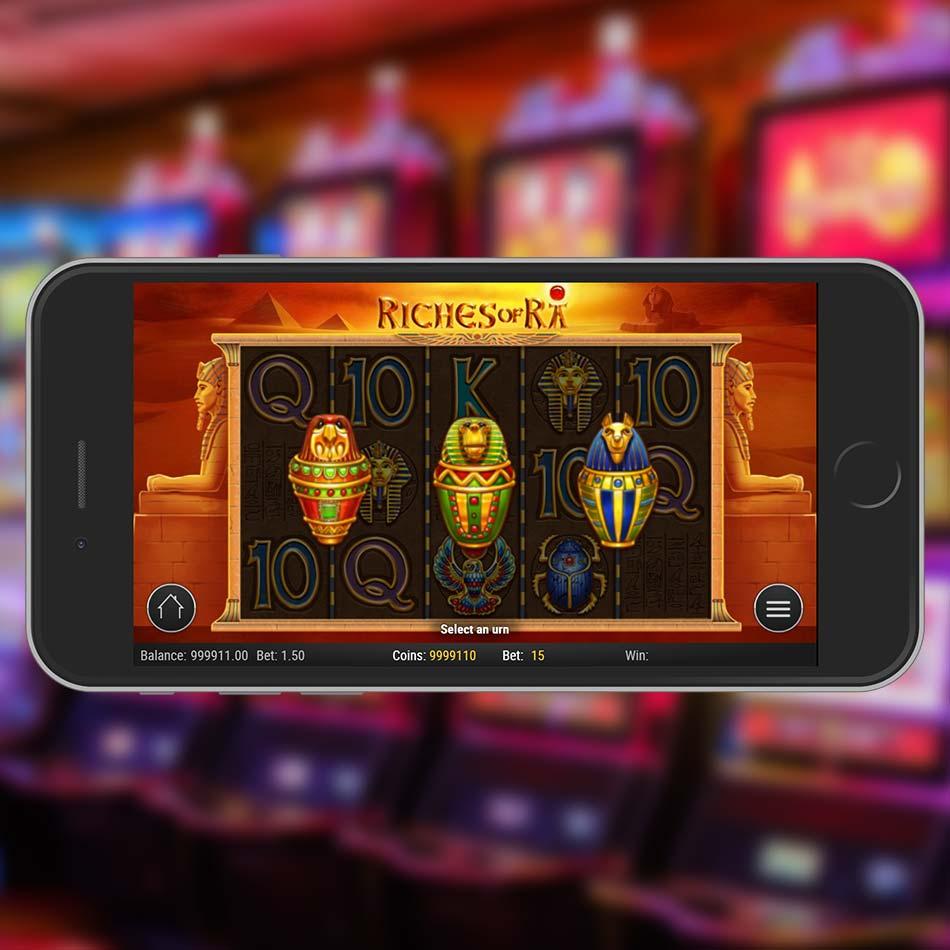 Riches Of Ra Slot Machine Bonus