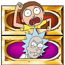 Rick and Morty Megaways™ Slot Machine Main Characters