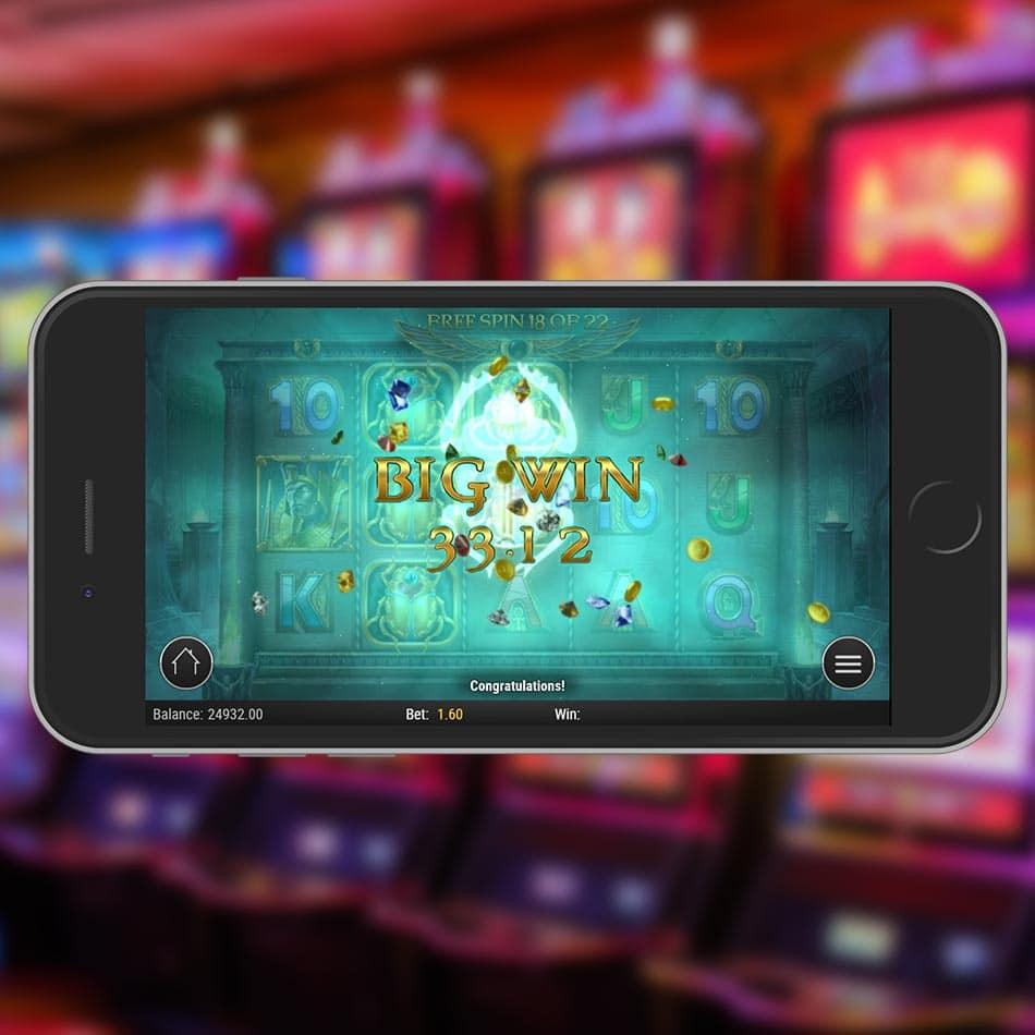 Rise of Dead Slot Machine Big Win
