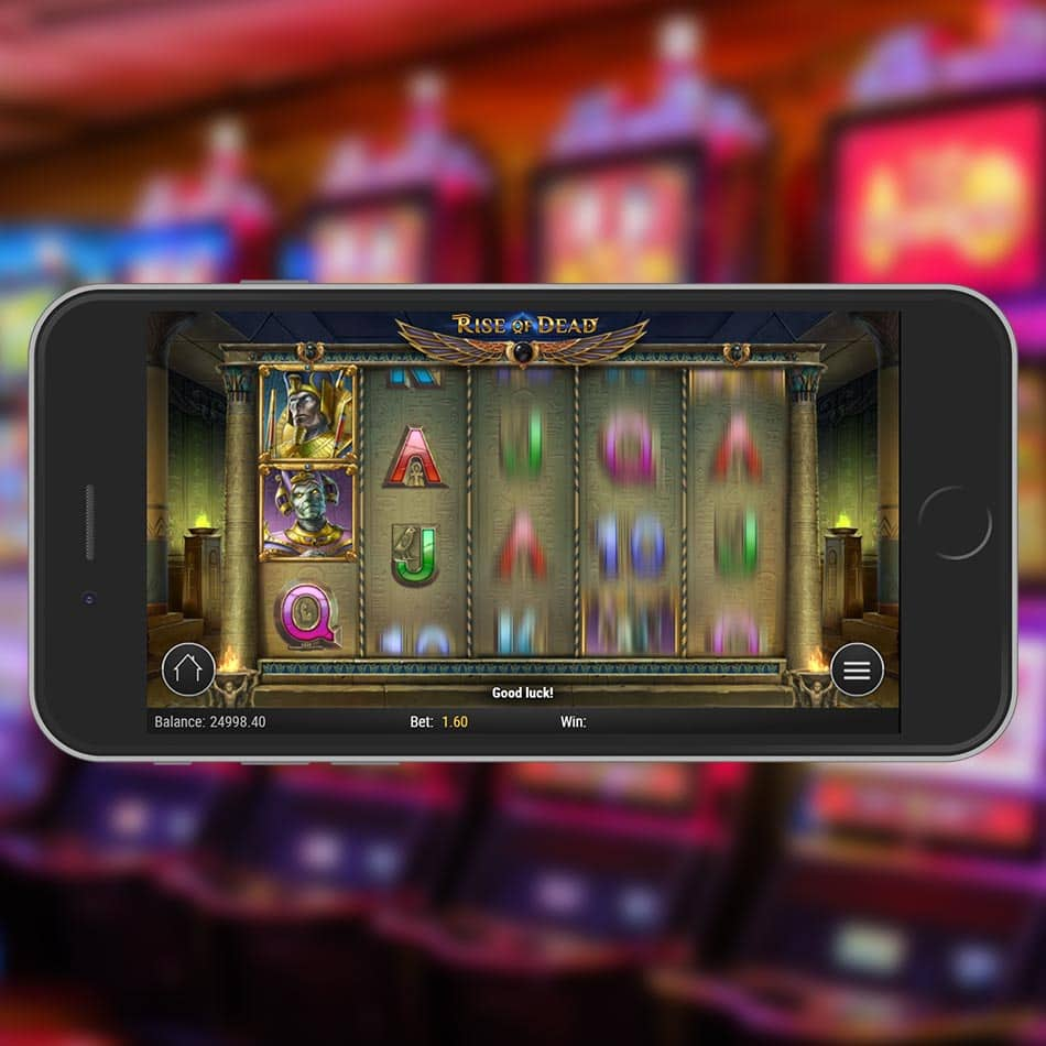 Rise of Dead Slot Machine Free Play