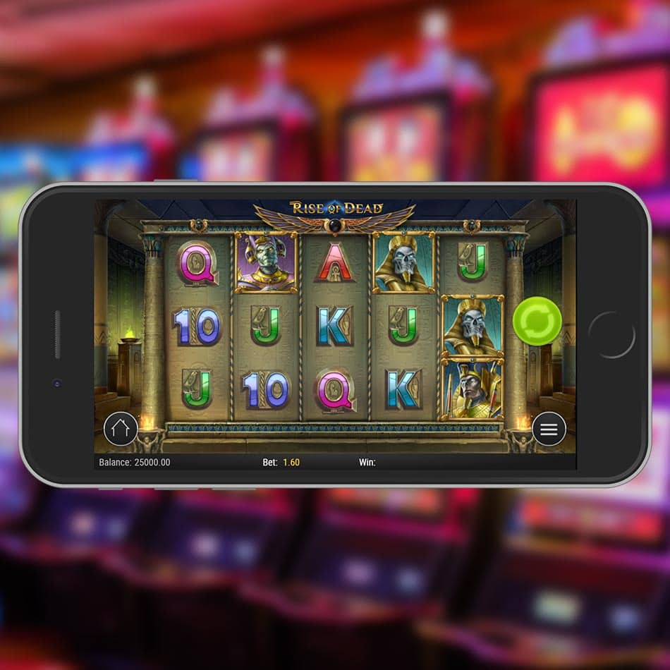 Spiele Rise Of Dead - Video Slots Online