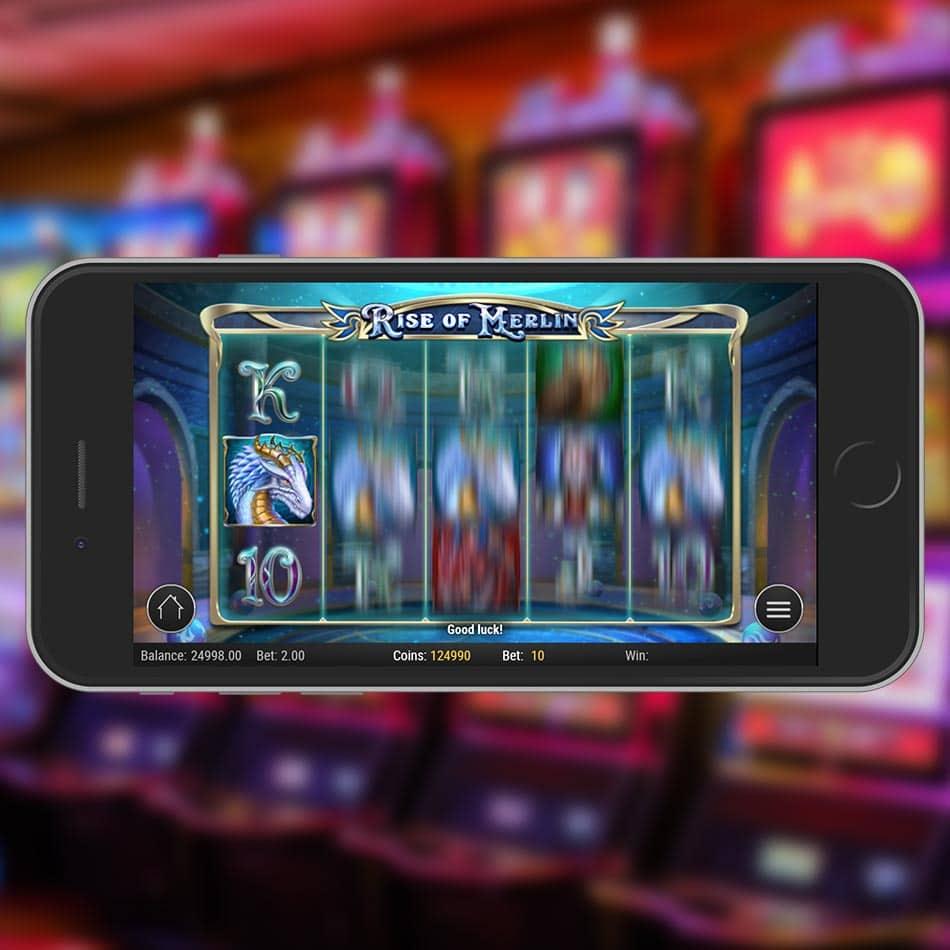 Rise of Merlin Slot Machine Free Play