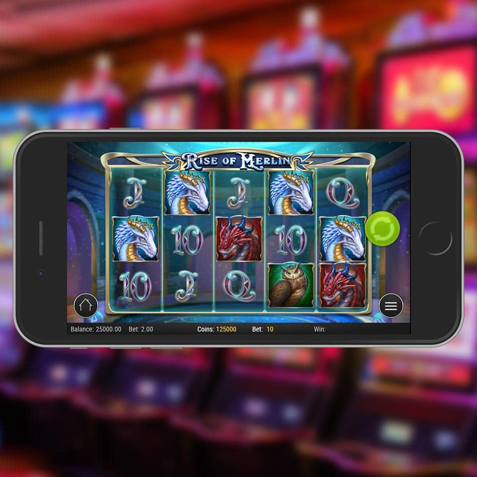 Rise of Merlin Slot Machine Review