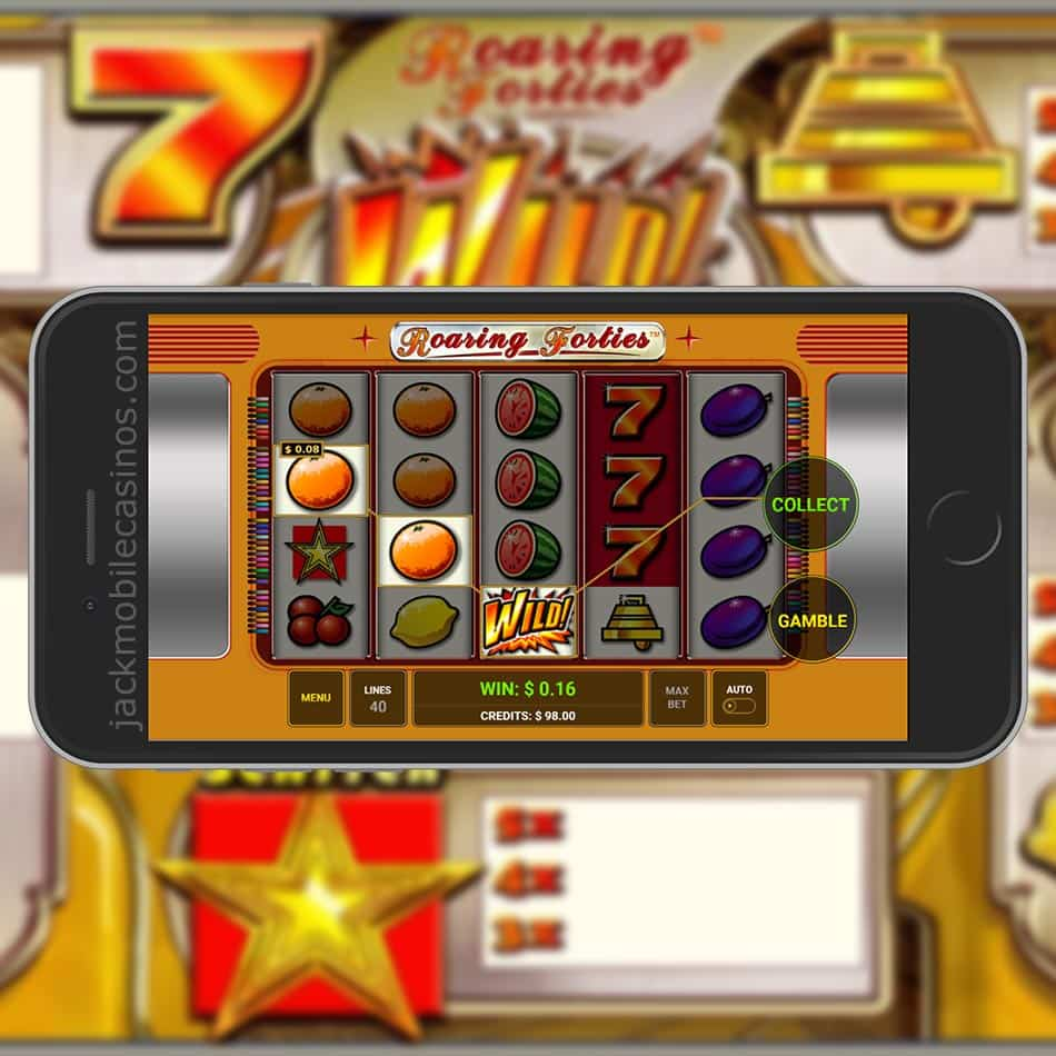 Roaring Forties Áˆ Slot With Withdrawal Options