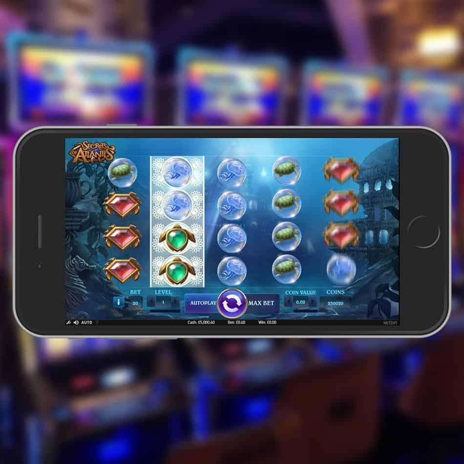 Secrets Of Atlantis Slot Machine Demo Play