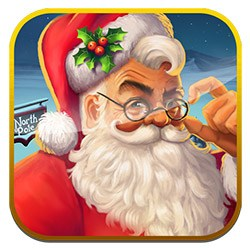 Secrets of Christmas Slot Main Character Asset